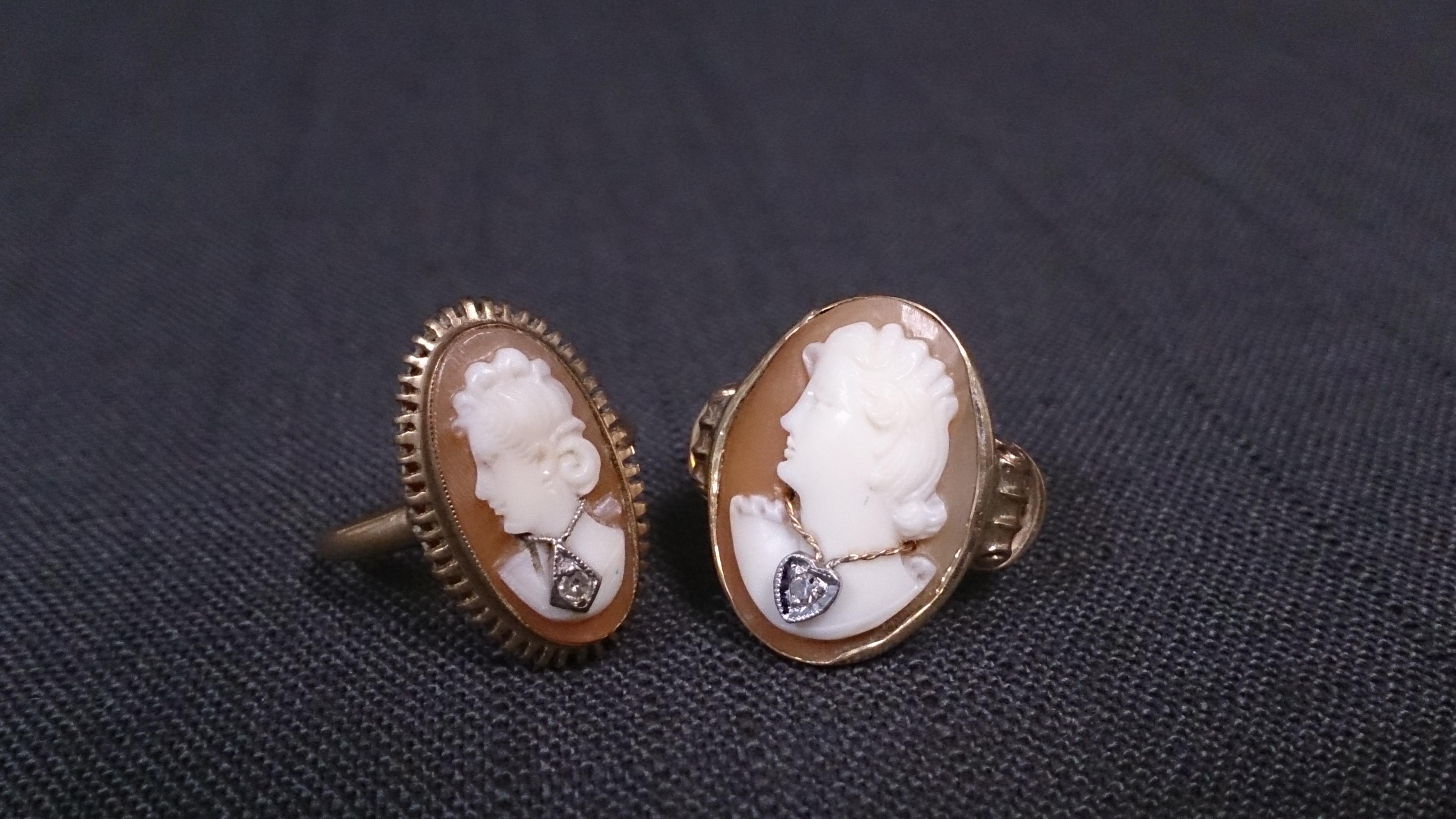 cameo-rings