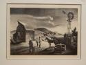 """Thomas Hart Benton """"The Corral"""" 1948 FATH 71"""