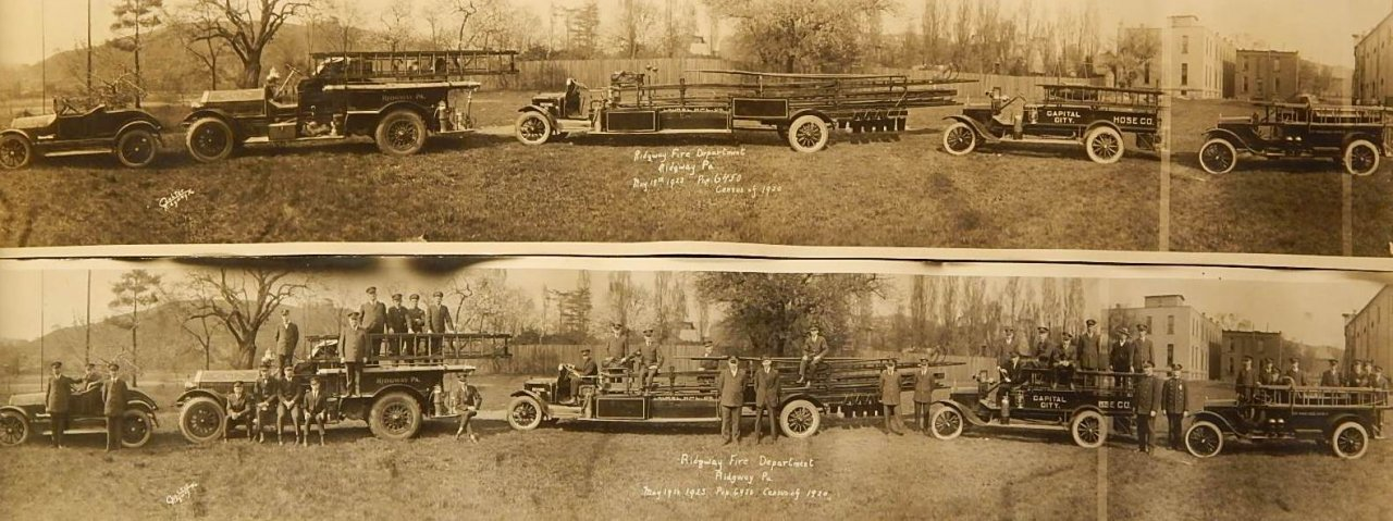 1923 Firefighters