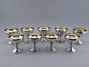 Sterling Silver Ice Cream Dishes