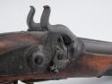 Double Barrel Caplock Pistol