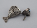 David Andersen Sterling Silver Articulated Fish