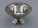 S. Kirk & Son Sterling Silver Repousse Dish