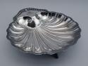 Sheffield Plate Shell Dish
