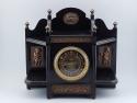 Black Onyx Mantel Clock