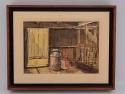 Edward Elhoff Oil Painting