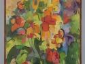 Dennis Martinez Oil Painting