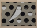 "Charley Harper ""Bank Swallow"" Ford Times Serigraph"