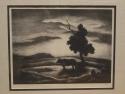 "Thomas Hart Benton ""Sunset"" 1941 FATH 43"