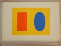 Ellsworth Kelly AP Pencil Signed Litho
