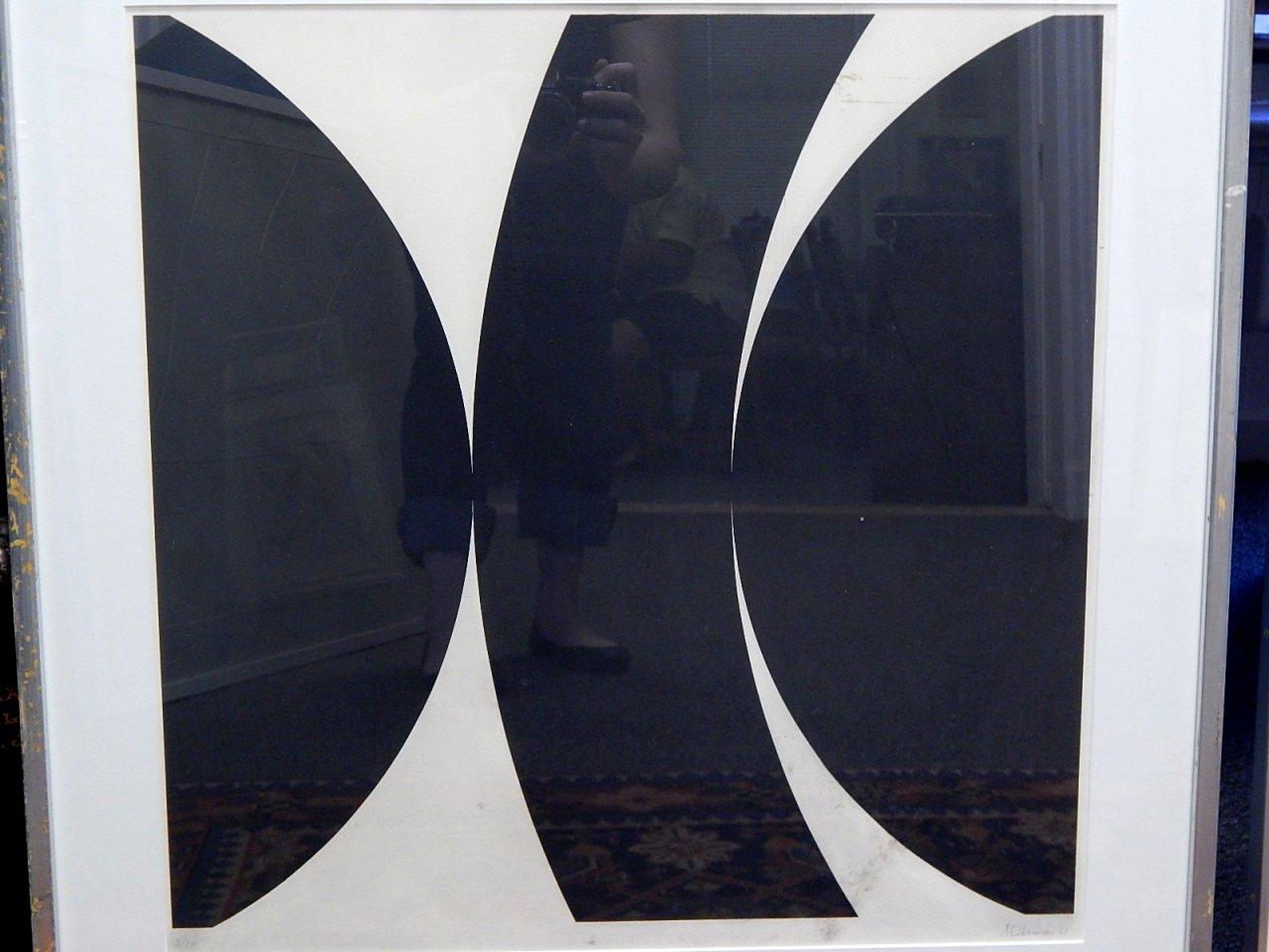 Alexander Liberman Untitled 2/30 1961